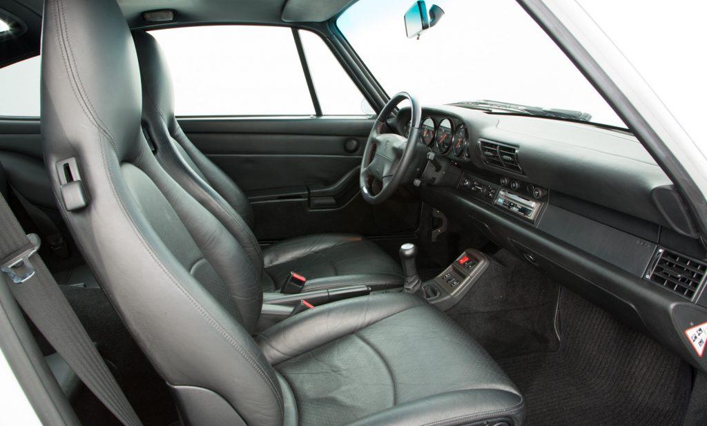 Porsche 993 Turbo For Sale - Interior 1