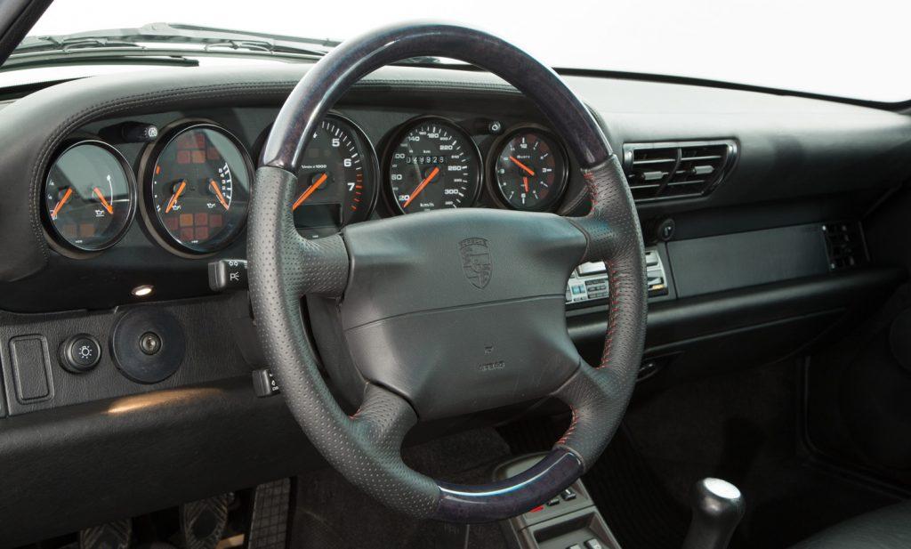 Porsche 993 Turbo For Sale - Interior 4