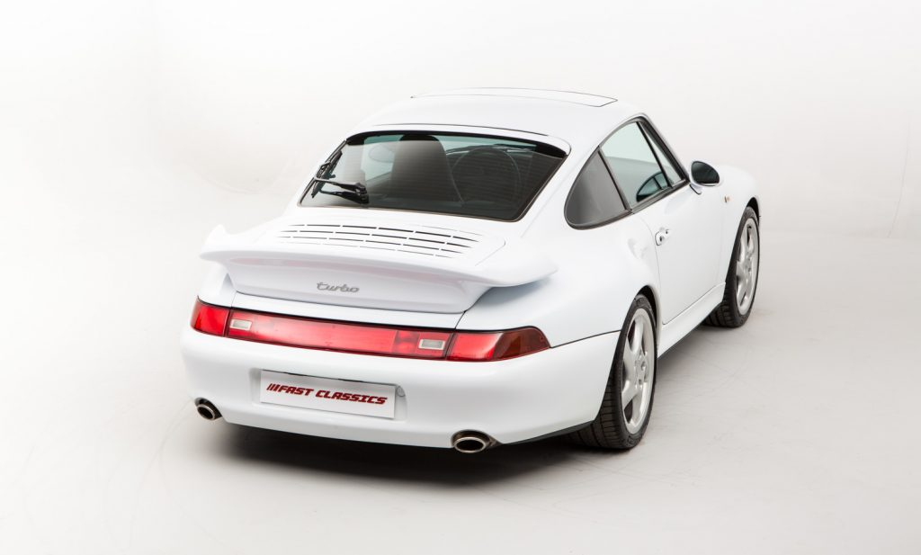 Porsche 993 Turbo For Sale - Exterior 10