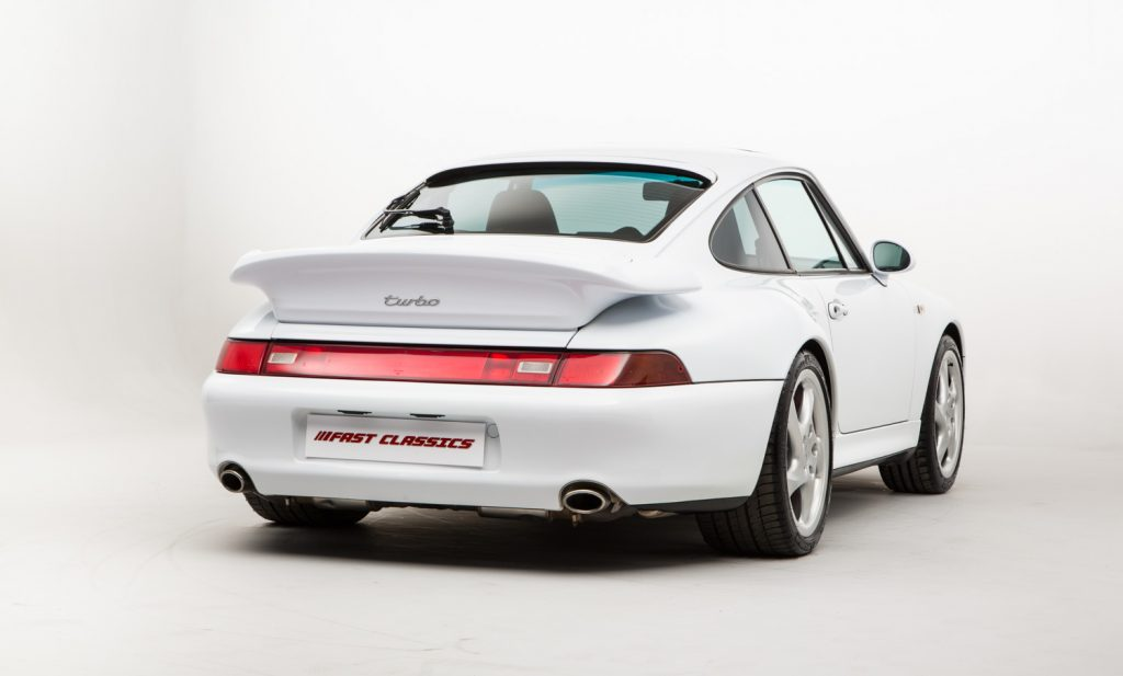 Porsche 993 Turbo For Sale - Exterior 8
