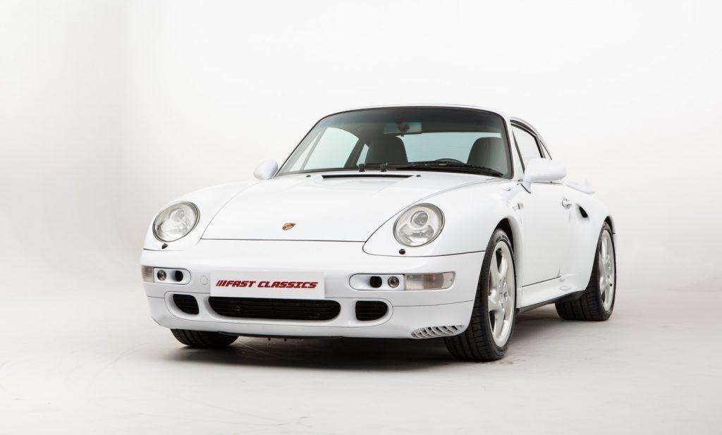 Porsche 993 Turbo For Sale - Exterior 2