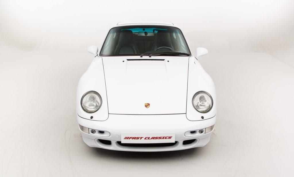 Porsche 993 Turbo For Sale - Exterior 4