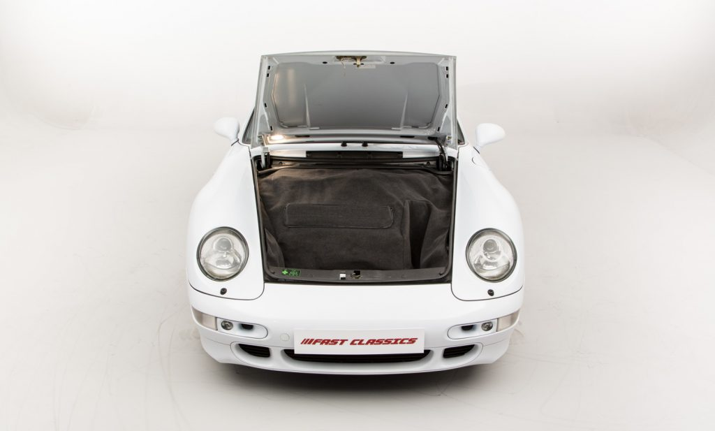 Porsche 993 Turbo For Sale - Interior 8