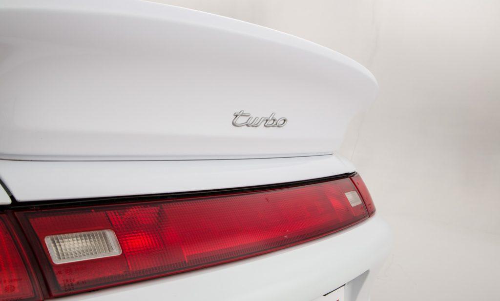 Porsche 993 Turbo For Sale - Exterior 14
