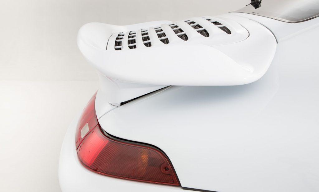 Porsche 993 Turbo For Sale - Exterior 9