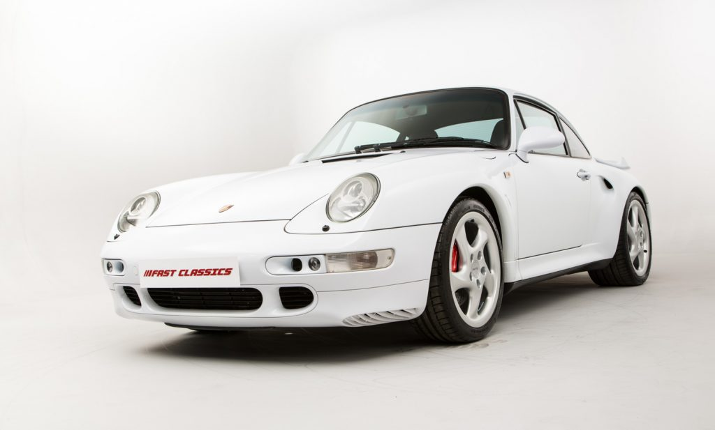 Porsche 993 Turbo For Sale - Exterior 1