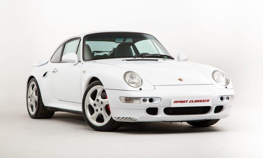Porsche 993 Turbo For Sale - Exterior 5