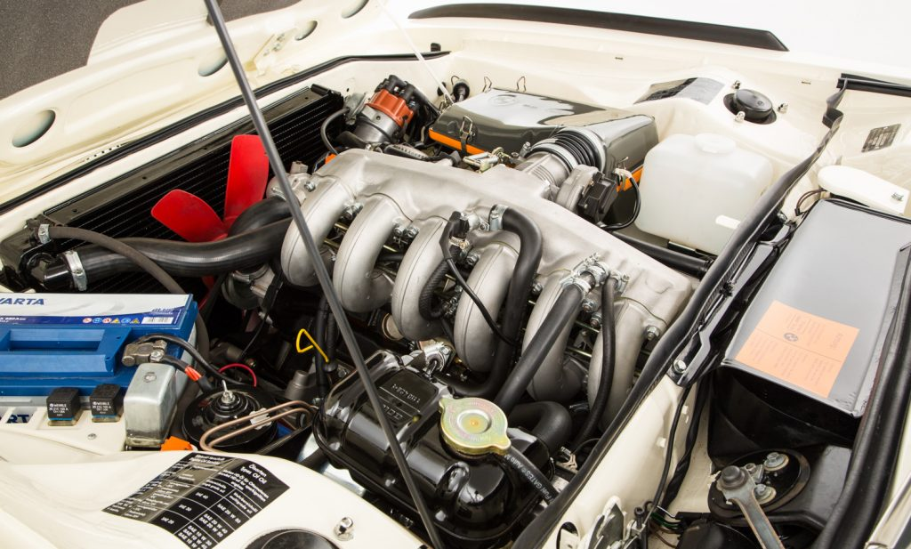 BMW 3.0 CSL For Sale - Engine and Transmission 2