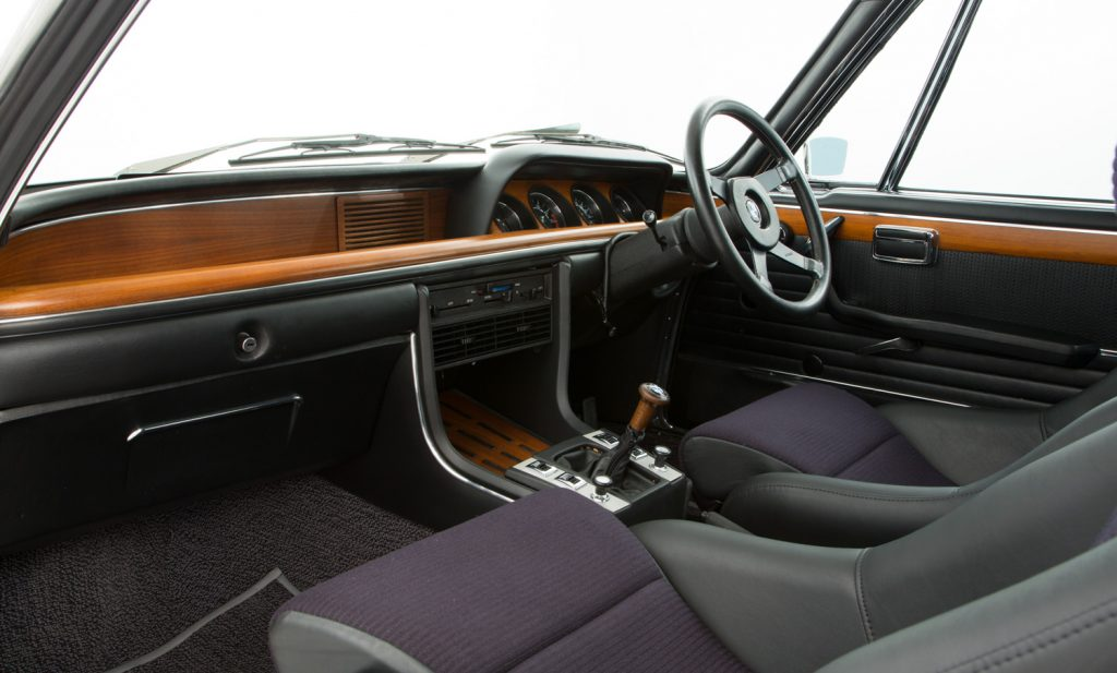 BMW 3.0 CSL For Sale - Interior 5
