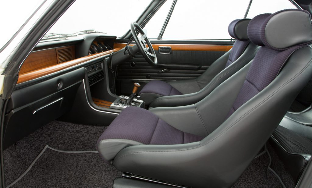 BMW 3.0 CSL For Sale - Interior 1