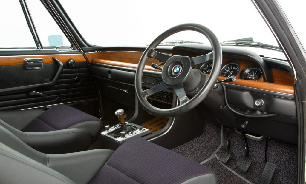 BMW 3.0 CSL For Sale - Interior 2