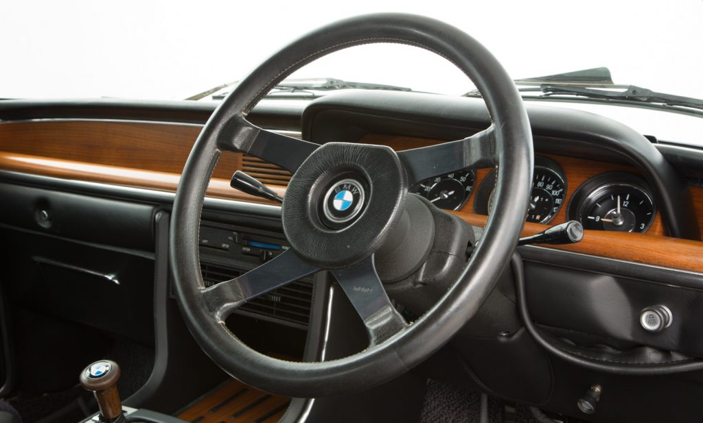 BMW 3.0 CSL For Sale - Interior 3