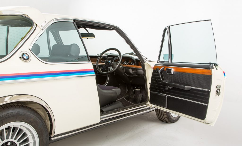 BMW 3.0 CSL For Sale - Interior 4