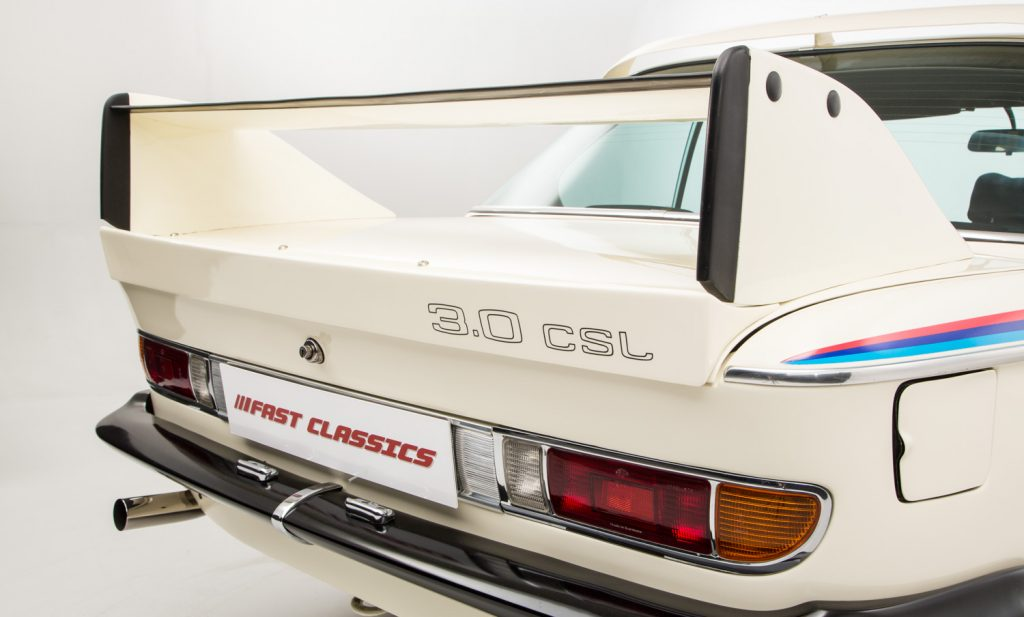 BMW 3.0 CSL For Sale - Exterior 17