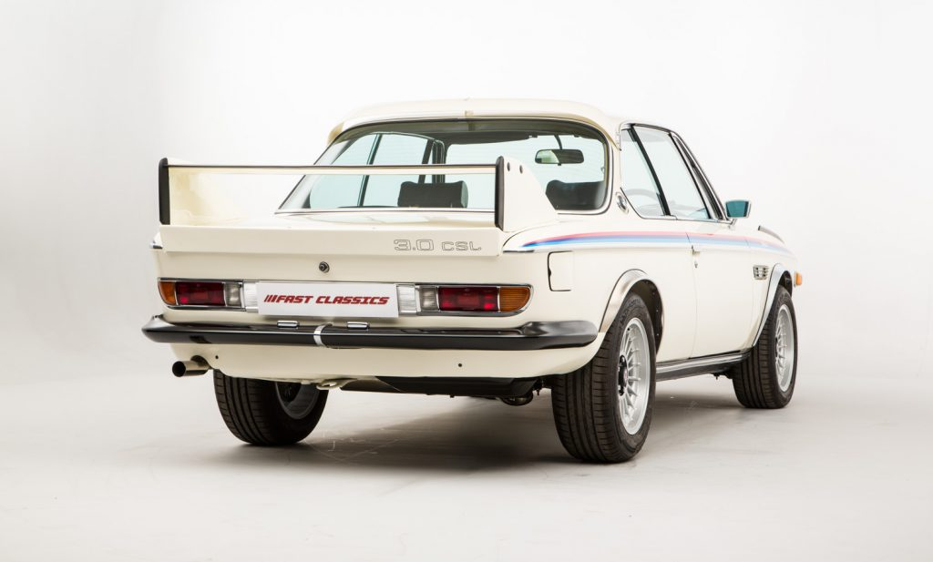BMW 3.0 CSL For Sale - Exterior 12