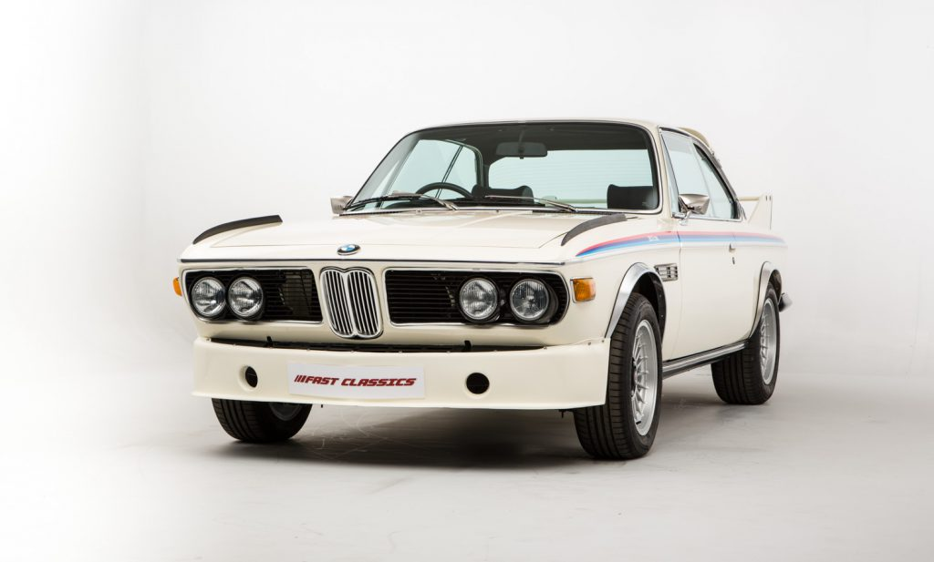 BMW 3.0 CSL For Sale - Exterior 2