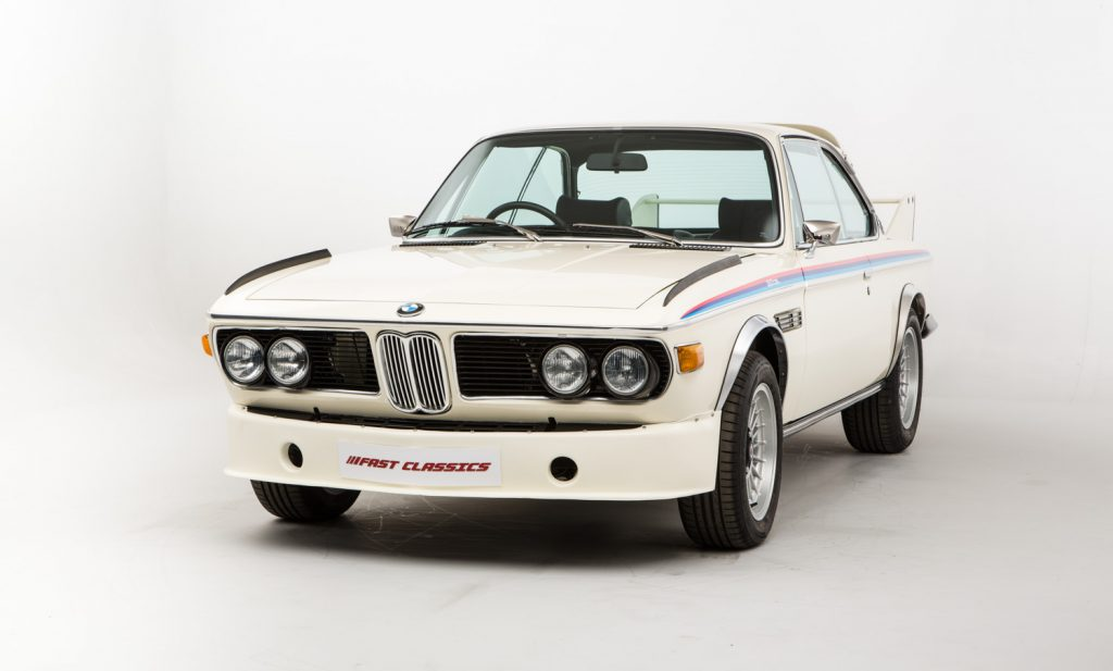 BMW 3.0 CSL For Sale - Exterior 3
