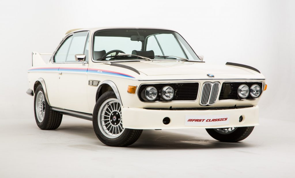 BMW 3.0 CSL For Sale - Exterior 7