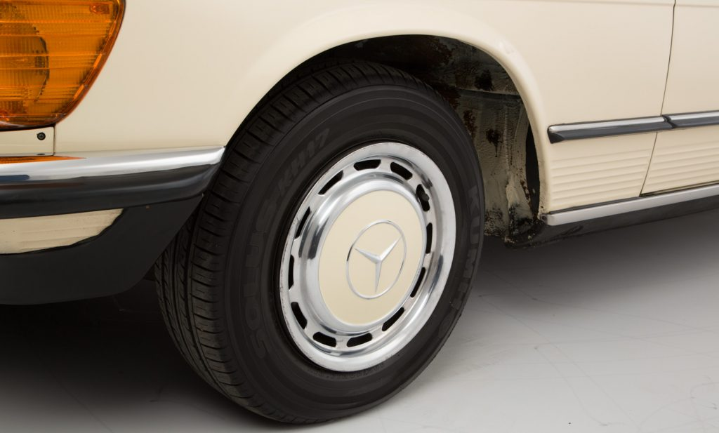 Mercedes SL 280 For Sale - Wheels, Brakes and Tyres 4