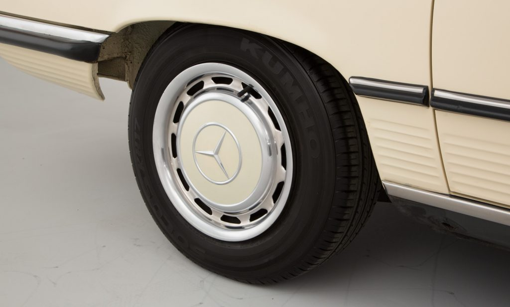 Mercedes SL 280 For Sale - Wheels, Brakes and Tyres 2