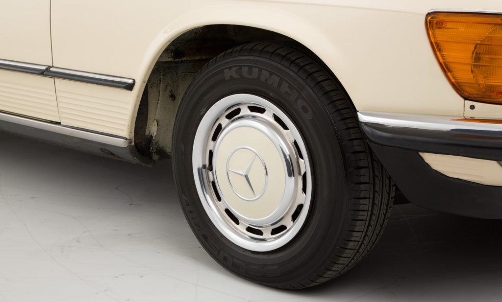 Mercedes SL 280 For Sale - Wheels, Brakes and Tyres 1