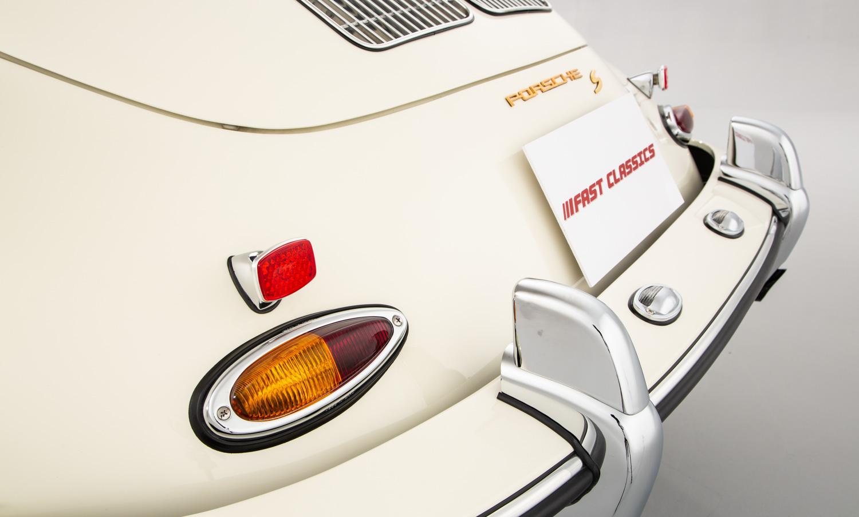Porsche 356B 1600S   Fast Classics