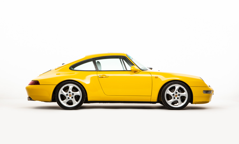 Porsche 993 Carrera 2 | Fast Classics