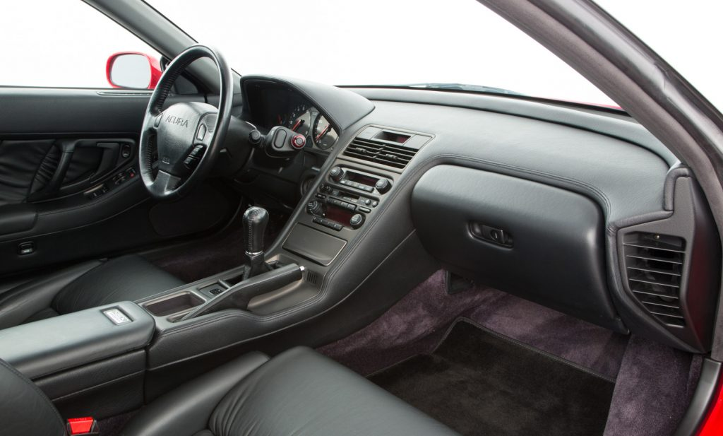 Honda NSX For Sale - Interior 2