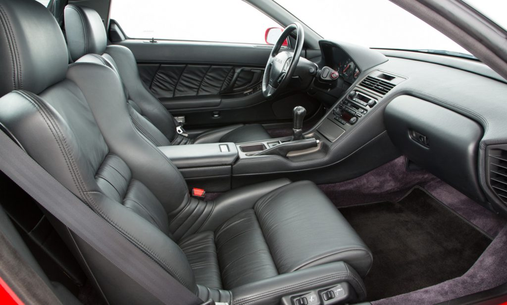 Honda NSX For Sale - Interior 1
