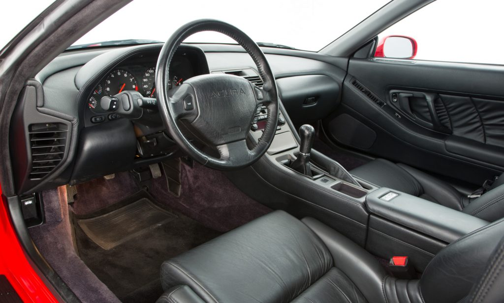 Honda NSX For Sale - Interior 6