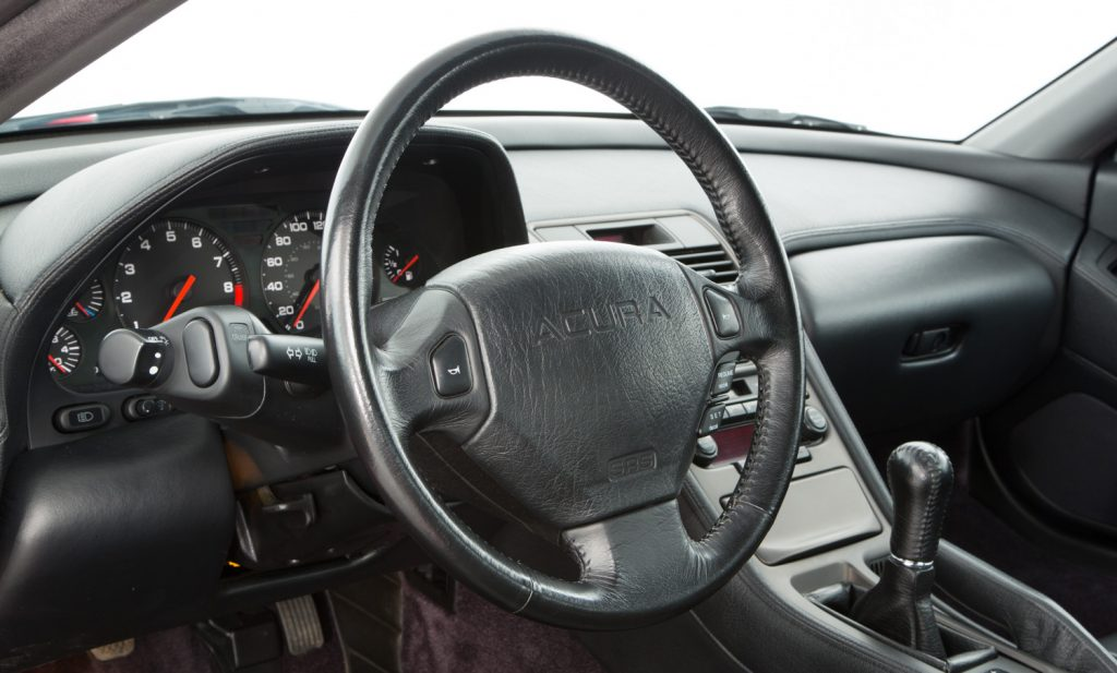 Honda NSX For Sale - Interior 7
