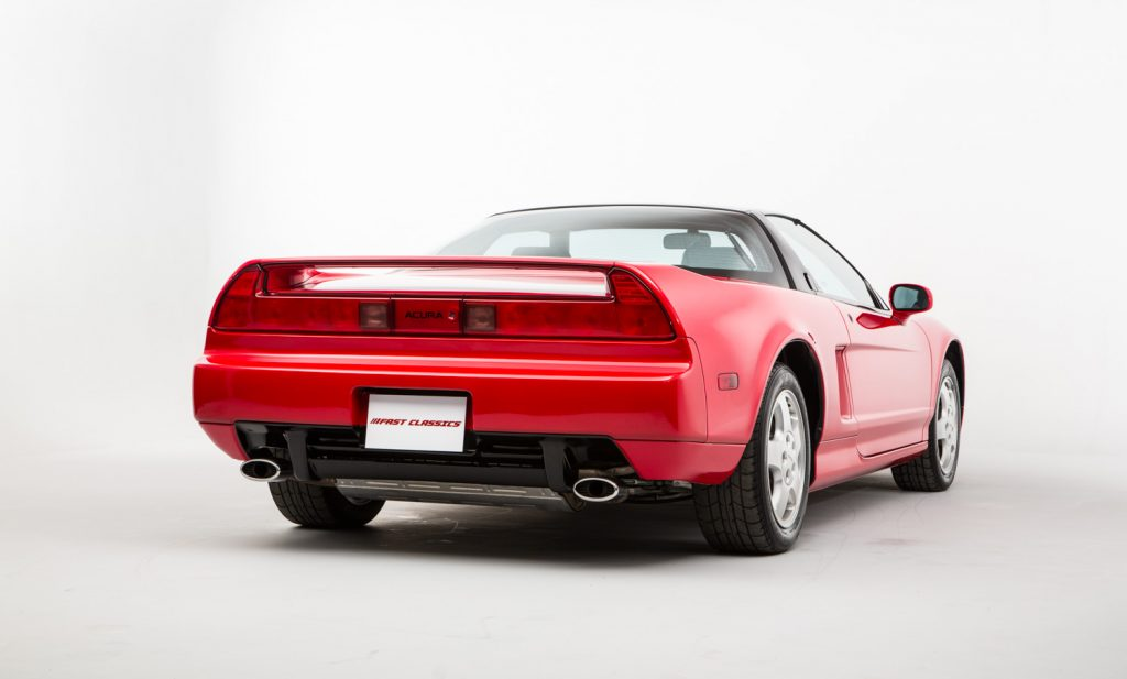 Honda NSX For Sale - Exterior 8