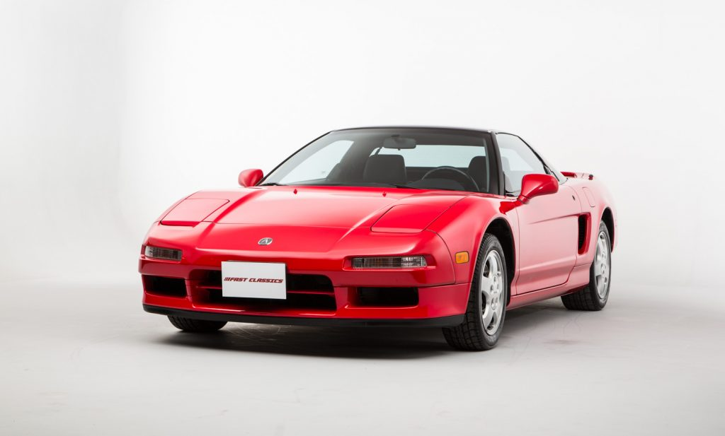Honda NSX For Sale - Exterior 3