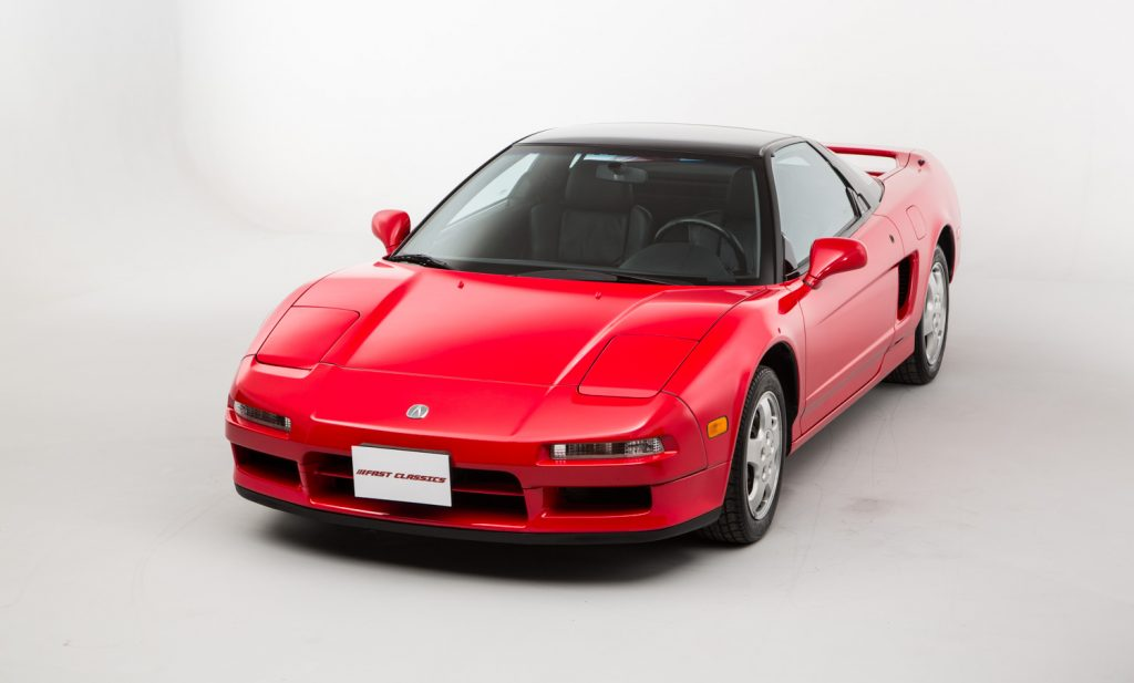 Honda NSX For Sale - Exterior 2