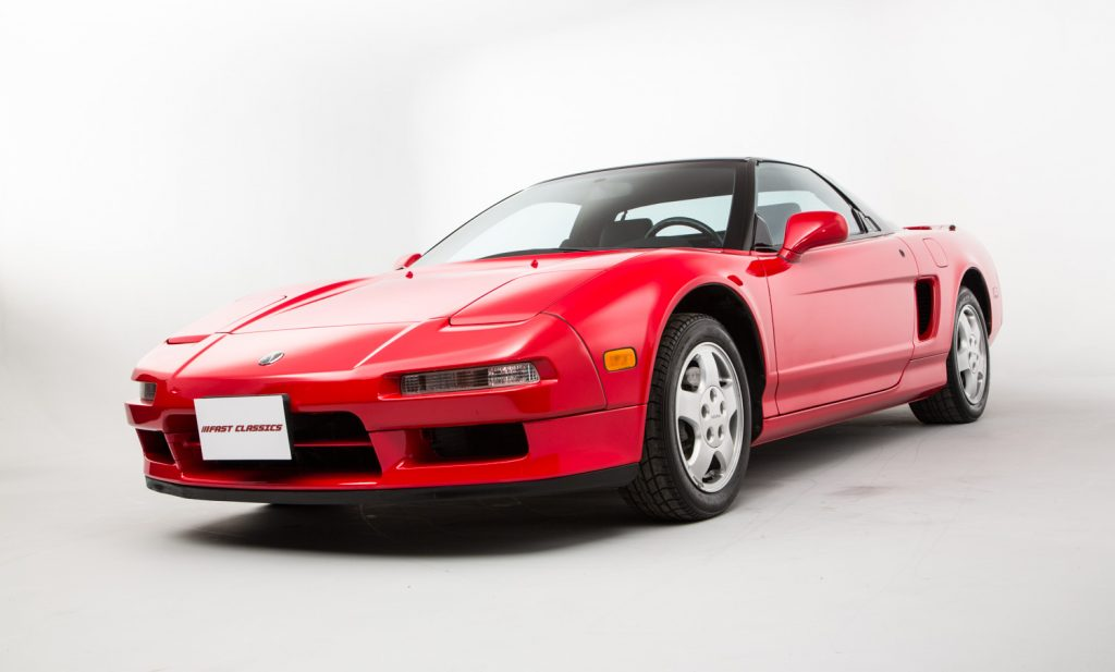 Honda NSX For Sale - Exterior 1