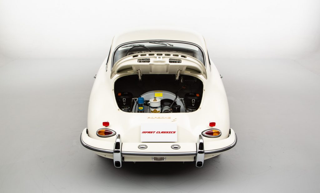 Porsche 356B 1600S For Sale - Engine and Transmission 1