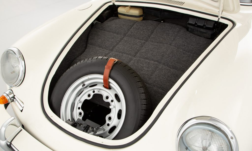 Porsche 356B 1600S For Sale - Interior 9