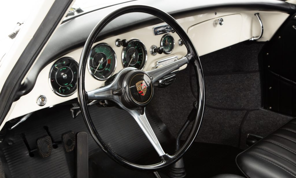 Porsche 356B 1600S For Sale - Interior 3