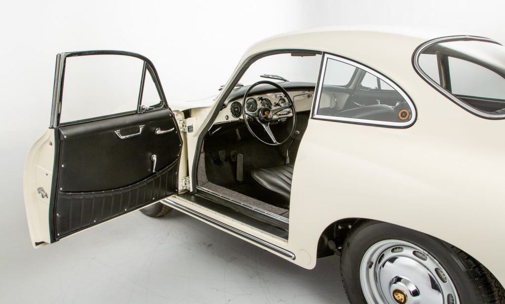 Porsche 356B 1600S For Sale - Interior 1
