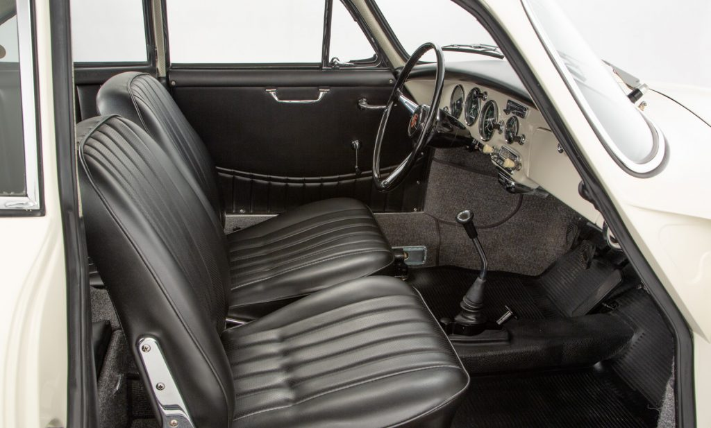 Porsche 356B 1600S For Sale - Interior 4
