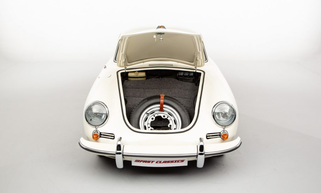 Porsche 356B 1600S For Sale - Interior 10