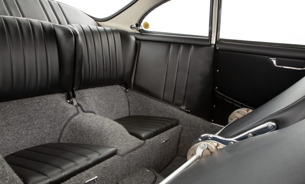 Porsche 356B 1600S For Sale - Interior 7