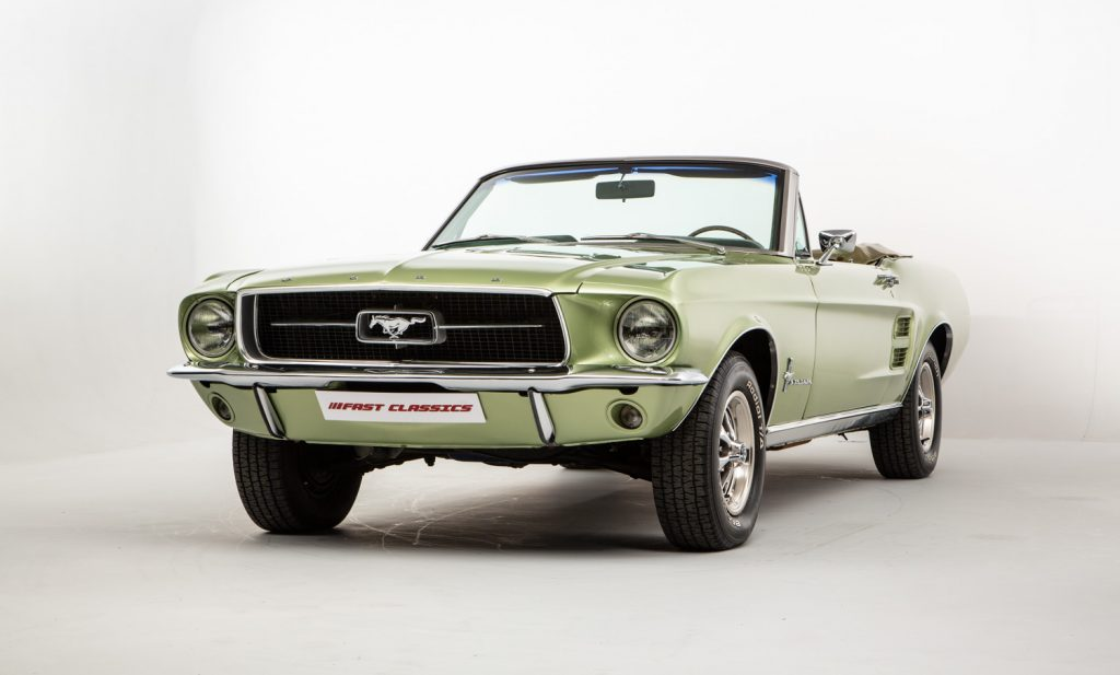 Ford Mustang Convertible Fast Classics