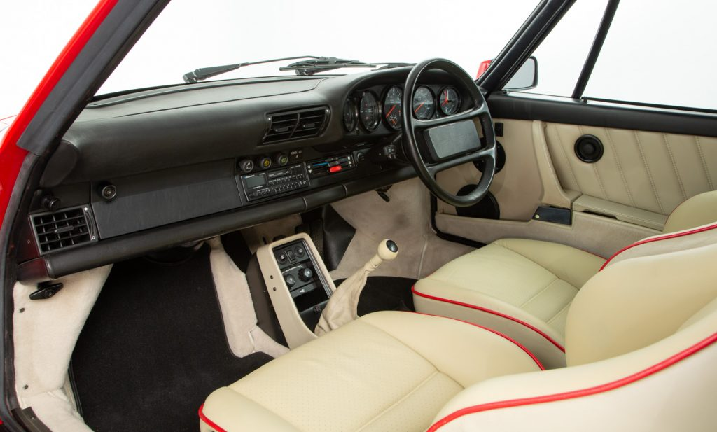 Porsche 930 Turbo Targa Fast Classics
